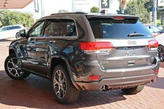 2020 Jeep Grand Cherokee WK MY20 Overland Granite Crystal 8 Speed Sports Automatic Wagon.