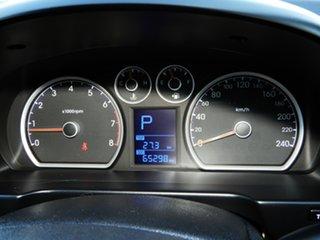 2012 Hyundai i30 FD MY11 Trophy Red/Black 4 Speed Automatic Hatchback