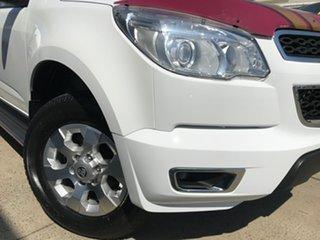 2016 Holden Colorado RG MY16 LTZ Crew Cab Summit White 6 Speed Sports Automatic Utility.