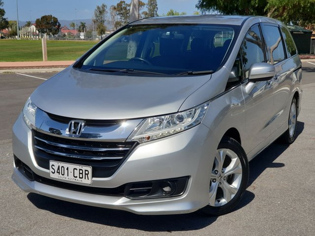 Used Honda Odyssey RC MY14 VTi, 2014 Honda Odyssey RC MY14 VTi Silver 7 Speed Constant Variable Wagon