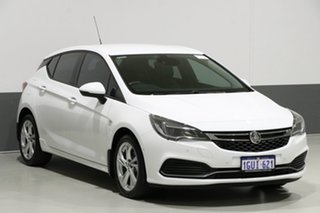 2017 Holden Astra BK MY17.5 RS White 6 Speed Automatic Hatchback