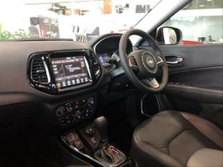 2019 Jeep Compass M6 MY18 Limited (4x4) Silver 9 Speed Automatic Wagon