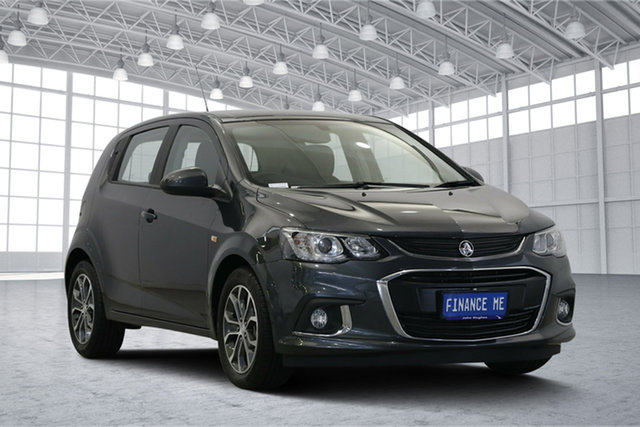 Used Holden Barina TM MY18 LS, 2018 Holden Barina TM MY18 LS Grey 6 Speed Automatic Hatchback