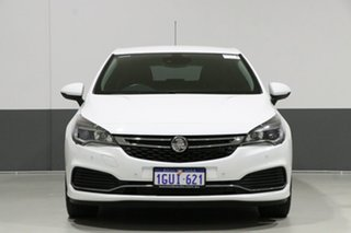 2017 Holden Astra BK MY17.5 RS White 6 Speed Automatic Hatchback.