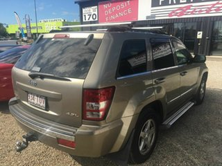 2006 Jeep Grand Cherokee Navigator Gold 5 Speed Automatic Wagon