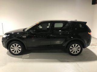 2015 Land Rover Discovery Sport L550 15MY SD4 SE Black 9 Speed Sports Automatic Wagon.