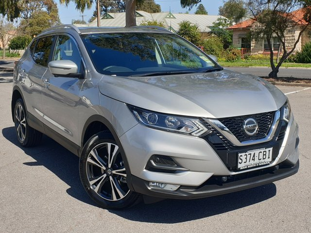 Demo Nissan Qashqai J11 Series 2 ST-L X-tronic, 2019 Nissan Qashqai J11 Series 2 ST-L X-tronic Platinum 1 Speed Constant Variable Wagon
