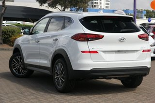 2020 Hyundai Tucson TL3 MY21 Elite 2WD Pure White 6 Speed Automatic Wagon.