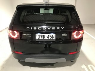 2015 Land Rover Discovery Sport L550 15MY SD4 SE Black 9 Speed Sports Automatic Wagon