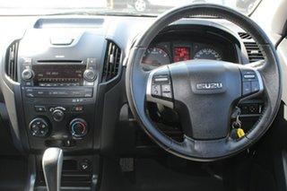 2015 Isuzu D-MAX MY15 SX Crew Cab White 5 Speed Sports Automatic Utility