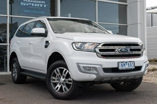 2018 Ford Everest UA 2018.00MY Trend 4WD 6 Speed Sports Automatic Wagon.