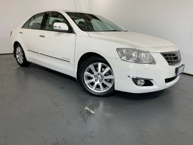 Used Toyota Aurion GSV40R Presara, 2008 Toyota Aurion GSV40R Presara White 6 Speed Sports Automatic Sedan