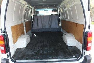 2004 Toyota HiAce RZH103R White 5 Speed Manual Van
