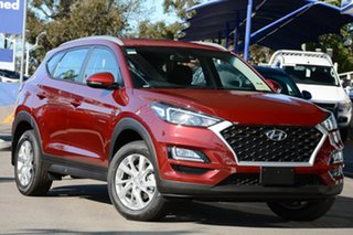 2020 Hyundai Tucson TL4 MY21 Active 2WD Crimson Red 6 Speed Automatic Wagon.
