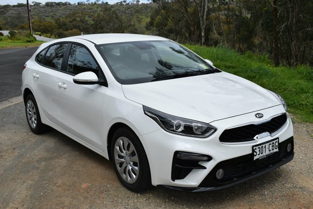 Demo Kia Cerato  , BD CERATO S Safety Pack 2.0L 6Spd AT Hatch MY19