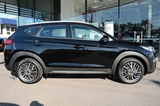 2019 Hyundai Tucson TL4 MY20 Active X 2WD Phantom Black 6 Speed Manual Wagon