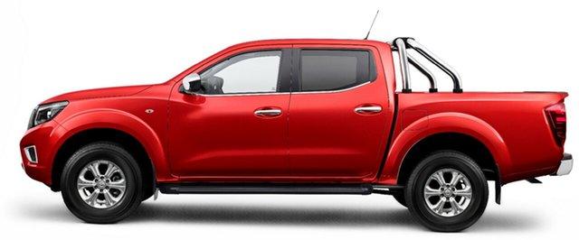 New Nissan Navara D23 S4 MY19 ST, 2019 Nissan Navara D23 S4 MY19 ST Burning Red 6 Speed Manual Utility