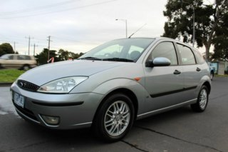 2004 Ford Focus LR MY2003 CL Silver 5 Speed Manual Hatchback