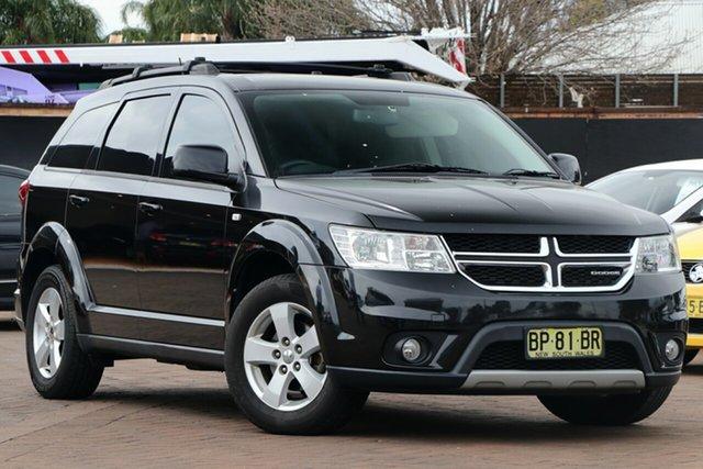 Used Dodge Journey JC MY10 SXT, 2011 Dodge Journey JC MY10 SXT Black 6 Speed Automatic Wagon