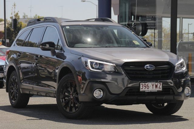 Demo Subaru Outback B6A MY19 2.5i-X CVT AWD, 2019 Subaru Outback B6A MY19 2.5i-X CVT AWD Magnetite Grey- Blac 7 Speed Constant Variable Wagon