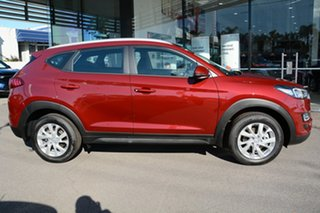 2020 Hyundai Tucson TL4 MY21 Active 2WD Crimson Red 6 Speed Automatic Wagon