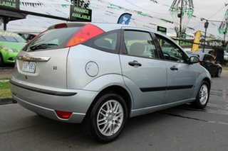 2004 Ford Focus LR MY2003 CL Silver 5 Speed Manual Hatchback.