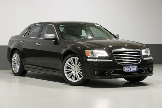 Used Chrysler 300 MY12 C Luxury, 2013 Chrysler 300 MY12 C Luxury Brown 8 Speed Automatic Sedan