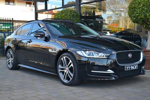 Used Jaguar XE X760 MY16 20d R-Sport, 2015 Jaguar XE X760 MY16 20d R-Sport 8 Speed Sports Automatic Sedan