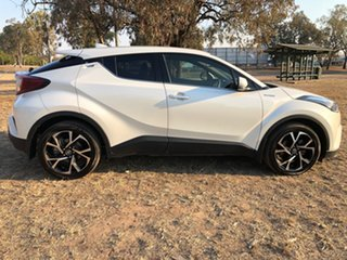 2018 Toyota C-HR NGX50R Update Koba (AWD) Crystal Pearl Continuous Variable Wagon.