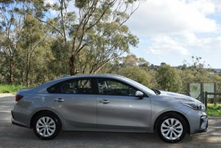 2018 Kia Cerato BD MY19 S Steel Grey 6 Speed Automatic Sedan.