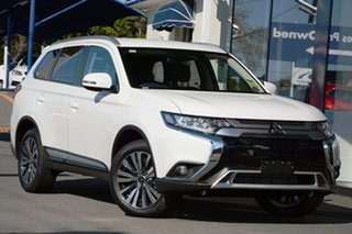 2020 Mitsubishi Outlander ZL MY20 LS AWD Starlight 6 Speed Sports Automatic Wagon.