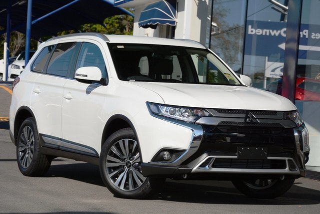 New Mitsubishi Outlander ZL MY20 LS AWD Cardiff, 2020 Mitsubishi Outlander ZL MY20 LS AWD Starlight 6 Speed Sports Automatic Wagon