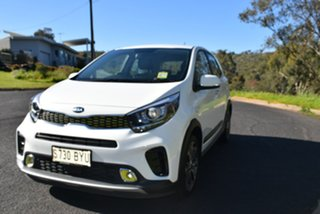2018 Kia Picanto JA MY19 AO Edition Clear White 5 Speed Manual Hatchback