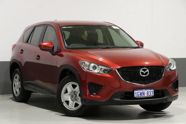 Used Mazda CX-5 MY13 Upgrade Maxx (4x2), 2014 Mazda CX-5 MY13 Upgrade Maxx (4x2) Red 6 Speed Automatic Wagon