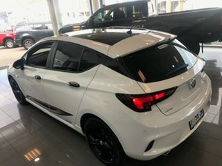 2019 Holden Astra BK MY19 RS Summit White 6 Speed Sports Automatic Hatchback.