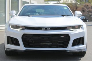 2019 Chevrolet Camaro MY19 ZL1 Summit White 10 Speed Sports Automatic Coupe