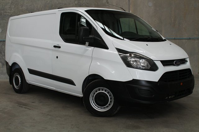 Used Ford Transit Custom VN 290S Low Roof SWB, 2013 Ford Transit Custom VN 290S Low Roof SWB White 6 speed Manual Van