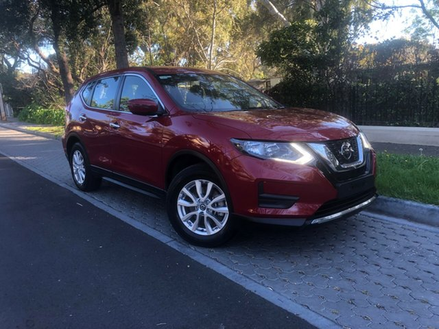 Used Nissan X-Trail T32 Series II ST X-tronic 2WD, 2018 Nissan X-Trail T32 Series II ST X-tronic 2WD Ruby Red 7 Speed Constant Variable Wagon