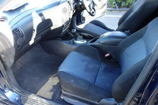2002 Ford Falcon AU III XL Super Cab Blue 4 Speed Automatic Cab Chassis