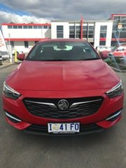 2018 Holden Commodore ZB MY18 LT Liftback Absolute Red 9 Speed Sports Automatic Liftback.