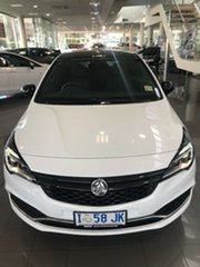 2019 Holden Astra BK MY19 RS Summit White 6 Speed Sports Automatic Hatchback