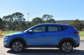2017 Hyundai Tucson TL MY17 Active X 2WD Blue 6 Speed Sports Automatic Wagon