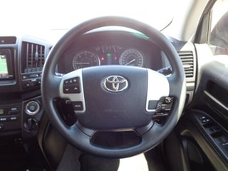2015 Toyota Landcruiser VDJ200R MY13 GXL (4x4) Merlot Red 6 Speed Automatic Wagon