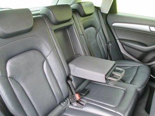 2012 Audi Q5 8R MY13 TDI S Tronic Quattro Silver 7 Speed Sports Automatic Dual Clutch Wagon
