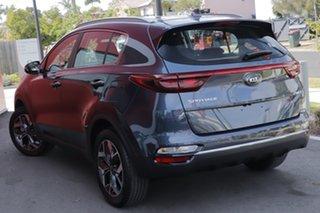 2019 Kia Sportage QL MY20 SX 2WD Mercury Blue 6 Speed Sports Automatic Wagon.