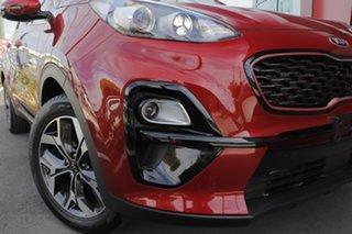 2019 Kia Sportage QL MY20 SX 2WD Fiery Red 6 Speed Sports Automatic Wagon.