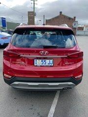 2018 Hyundai Santa Fe DM5 MY18 Active Horizon Red 6 Speed Sports Automatic Wagon
