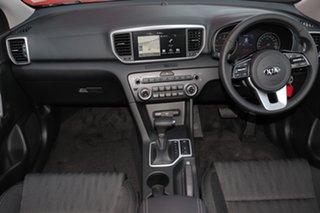 2019 Kia Sportage QL MY20 SX 2WD Fiery Red 6 Speed Sports Automatic Wagon