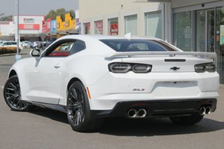 2019 Chevrolet Camaro MY19 ZL1 Summit White 10 Speed Sports Automatic Coupe.