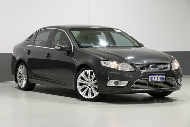 Used Ford Falcon FG G6E Turbo, 2009 Ford Falcon FG G6E Turbo Grey 6 Speed Automatic Sedan
